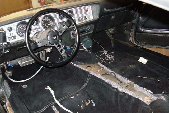 Restauratiebedrijf peter van den berg demontage 1979 for Auto interieur reparatie